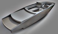 Superyacht tender photo 3